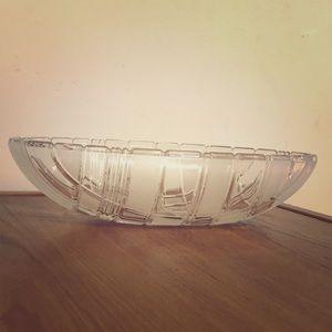 Oval centerpiece Bowl